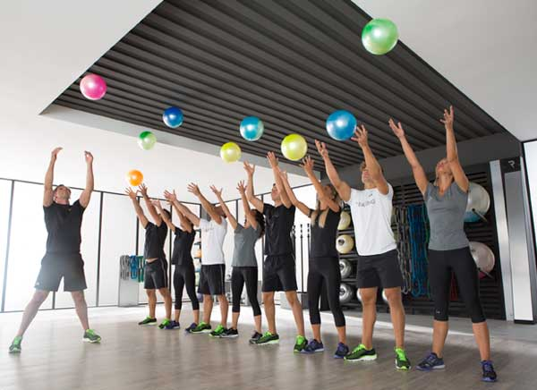 fluiball fitness equipment