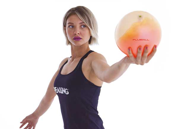 fluiball riabilitazione spalla