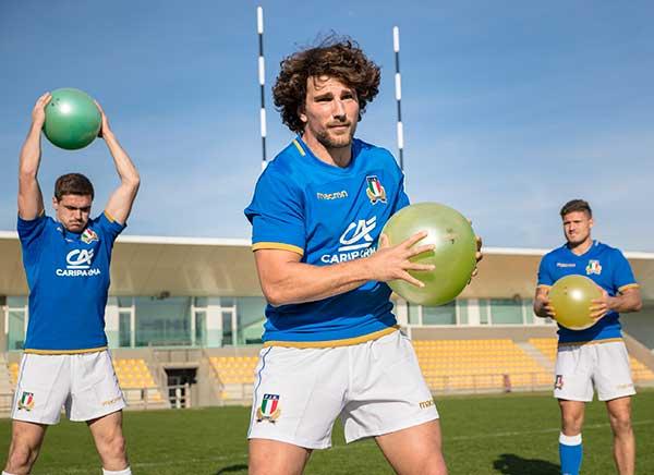 fluiball Rugby cariparma